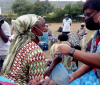 Reprieve to Widows and Orphans of Gogo Kosiemo Village, Homa-Bay County as They Receive Social Support